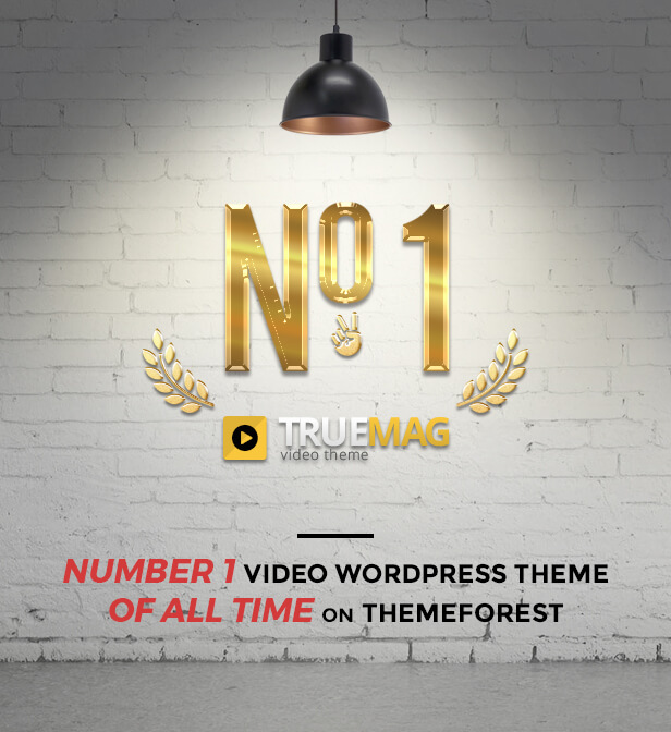 True Mag - WordPress Theme for Video and Magazine - 5